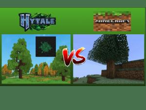 Hytale vs Minecraft