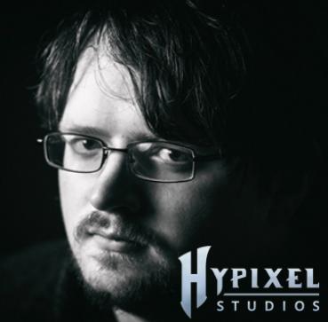 Aaron noxy donaghey ceo de Hypixel Studios