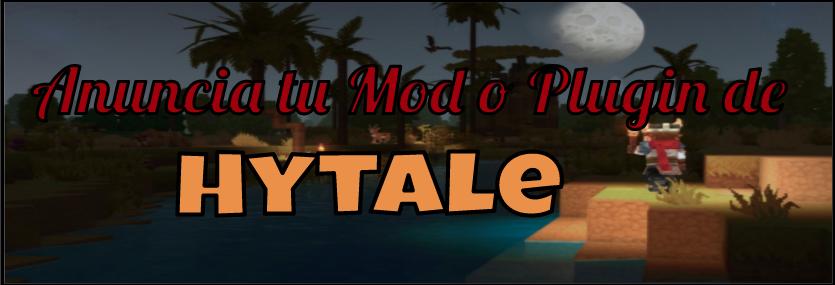 Publicita tu mod o plugin de Hytale