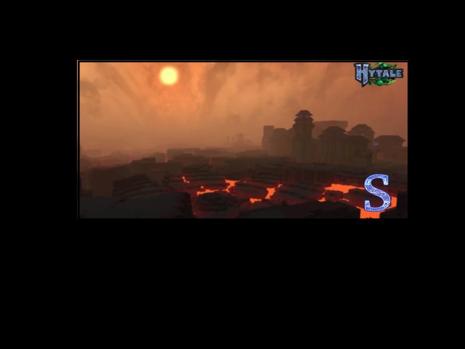 Tierras Devastadas zona 4 de Hytale