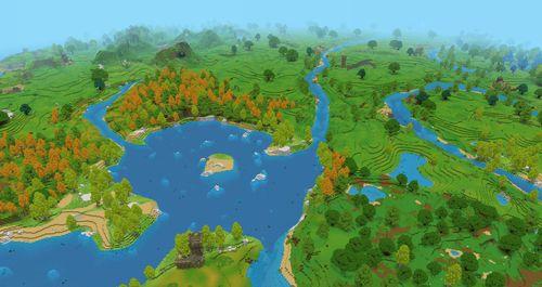 bosque esmeralda hytale