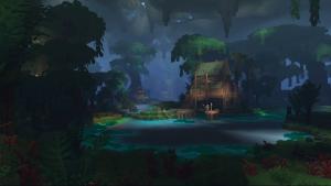 selva tropical subterranea Tierras devastadas Hytale