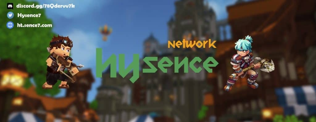 Hysence servidor