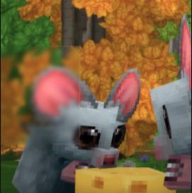 Ratón mob de Hytale