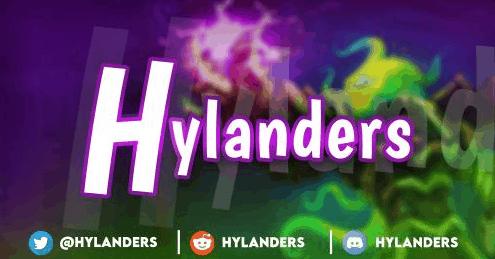 hylanders server de Hytale