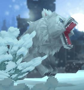 lobo de borea mob de hytale