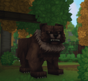 oso grizzly mob de Hytale
