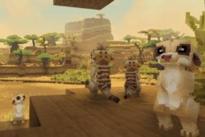 suricata mob animal de Hytale